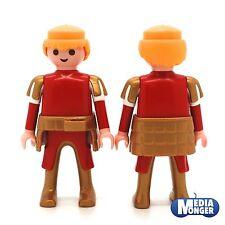 playmobil® Grundfigur: Ritter rot | gold mit goldenem Lendengürtel