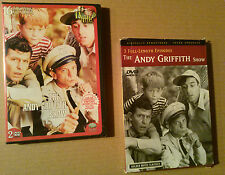 Lot of 2 DVD~ TV's ANDY GRIFFITH Show ~Don Knotts ~Jim Nabors ~Ronny Howard
