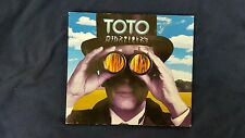 TOTO  - MINDFIELS. CD DIGIPACK EDITION