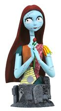 NBX NIGHTMARE BEFORE CHRISTMAS SALLY RESIN BUST STATUE IN STOCK