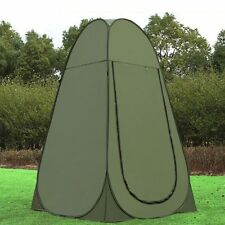 Large Portable Pop Up Changing Room Toilet Shower Camping Dressing Tent 55 x 82""