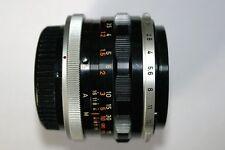 Canon FL 50 mm f 1,8