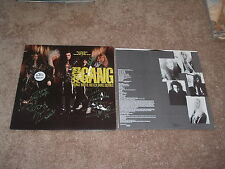 ROXX GANG Things Never Done Before '88 HAIR metal LP MINT- !!!! AUTOGRAPHED !!!!