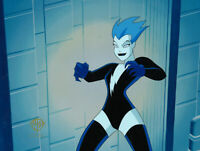 Warner Brothers Animated Series Original Production Cel Livewire-Girls Night Out