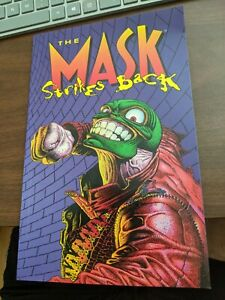 The Mask Strikes Back Used, Has a Slight bend in top right corner