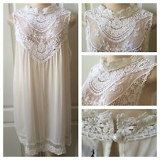 WOMENS PLUS DRESS 3X NEW IVORY LACE TUNIC TOP 22 24 XXXL NWT CUTE BTS DEAL