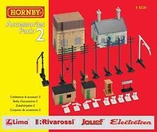 Hornby TrakMat Accessories Pack 2 R8228