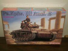 Dragon 1/35 Scale Pz.Kpfw. III Ausf. E - Factory Sealed