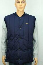"""Barbour Trekker Body-Warmer Waistcoat Size XL 24"""" ptp Blue Vintage"""