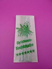 Christbaum Konfekthalter Aufhänger Christbaumschmuck Vintage Tüte Weihnachtsbaum