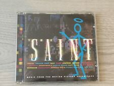 * The Saint Soundtrack 1995 Music Audio CD Movie Film Motion Picture