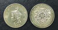 BHUTAN 3 NGULTRUM 1979 COIN UNC