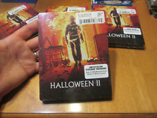 HALLOWEEN II BLU RAY DVD SteelBook Limited Edition HORROR NEW AUTHENTIC
