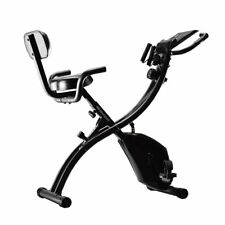 Slim Cycle Stationary Bicycle Flex Bike Ultra Brown Box Brand Black Free Ship