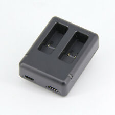 USB Fast Charging Dual Battery Charger Holder for GoPro MAX SPCC1B Action Camera