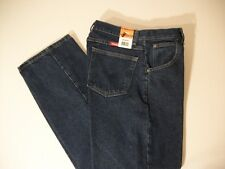 NEW! Wrangler Five Star Size 16 Reg. Boy's  Blue Loose & Over the Boots Jeans