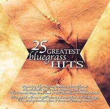24 Greatest Bluegrass Hits (CD, Aug-2000, CMH Records)BRAND NEW -FREE SHIP USA