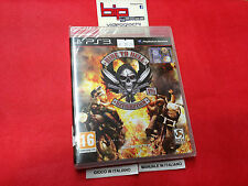 RIDE TO HELL RETRIBUTION  PS3 PLAYSTATION 3  PAL NUOVO SIGILLATO