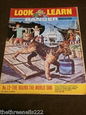LOOK and LEARN # 285 - ROUND THE WORLD DOG - JULY 1 1967