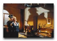 MICHAEL BYRNE HAND SIGNED 12X8 PHOTO INDIANA JONES AND THE LAST CRUSADE 1.