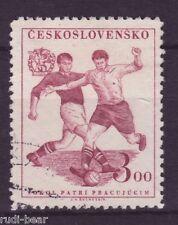 3049 ** Fußball-wm Italien Tschechoslowakei Mh Mit Nr 424525