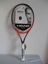 HEAD:Radical S GRAPHENE TOUCH besaitet mit Head LYNX  Saite Fb.rot :NEU:2018