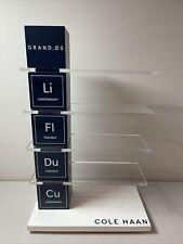 Cole Haan Eyeglasses Display Rack Shelf Retail Store Advertising Display
