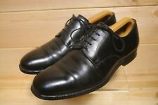 Church Cartmel Black Oxford Shoes Leather UK 8 G