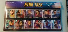 Royal Mail Star Trek Presentation Pack Number 594 Issued 13.11.20