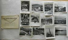 12 Real Photographs of The Galilee District Matson Photo Service Pre 1946