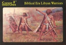 Caesar Miniatures 1/72 Scale Bibical Era Libyan Warriors Set CMF22 New In Box!
