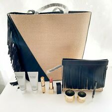 Estee Lauder Re-Nutriv Skin Care Lipstick Mascara Eye Pencil Gift Set Worth £205