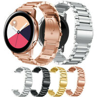 Stainless Steel Wrist Watch Strap Band For Samsung Galaxy Active Watch