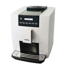 VIESTA CB300S Kaffeevollautomat Weiß 1400W Kaffeemaschine Espressomaschine 19bar