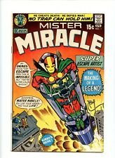 Mister Miracle #1 (Apr 1971, DC) FIRST APPEARANCE of Mister Miracle!