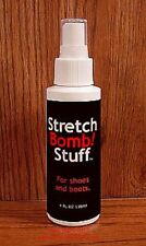 STRETCH BOMB ~ Spray Liquid Shoe Stretcher Stuff Relives Tight Shoes For Comfort