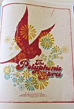 The Polyphonic Spree Mini Poster For Concert in Austin TX 2006 14X10