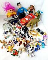 Toy Bundle Figures Retro Vintage To Modern Gizmo Trolls pocket monsters Loads