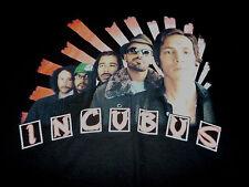 Incubus 2007 Tour Shirt ( Size L ) New!
