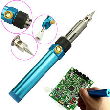 Gas Blow Torch Soldering Solder Iron Gun Butane Cordless Welding Pen Burner