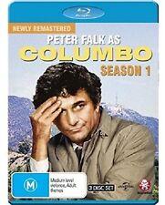 Columbo: Season 1 - 3 DISC SET (2017, REGION B Blu-ray New)
