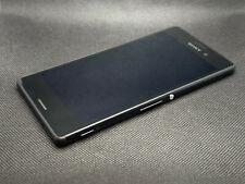 NUOVO Sony Xperia m4 Aqua Nero 24 Mon GARANZIA distributore e2353 e2303