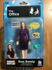 The Office Pam Beesly Dunder Mifflin Action Figure Phat Mojo Brand New collect