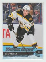 (74884) 2016-17 UPPER DECK YOUNG GUNS ROB O'GARA #470 RC