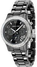 Michael Kors MK5470 Black Ceramic Watch Retail: $375 With Box