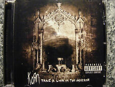 CD Korn / Take a look in the Mirror – Rock Album 2003