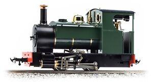 Accucraft  S19-31G Sabrina 0-4-0, Grün, Live Steam, Spurweite 32 und 45 mm