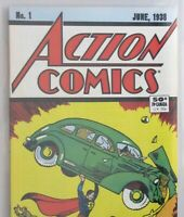 Action Comics #1 CGC 9.8 (My Rare CGC Graded Comics Are Currently Listed) FreeSH