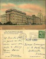 Methodist Hospital Indianapolis Indiana IN mailed 1948