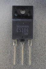 Toshiba 2SC5386 C5386 NPN transistor 600V 8A